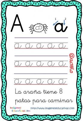 Libro de trazos repasamos el abecedario (2)
