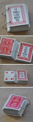 Manualidades sencillas San Valentín (1)