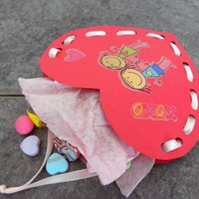 Manualidades sencillas San Valentín (11)