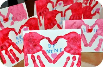 Manualidades sencillas San Valentín (27)