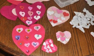 Manualidades sencillas San Valentín (32)