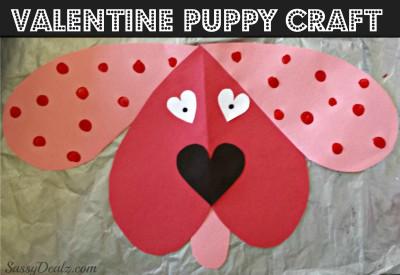 Manualidades sencillas San Valentín (36)