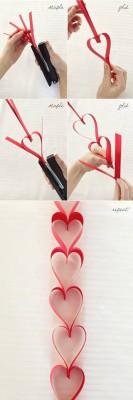 Manualidades sencillas San Valentín (9)