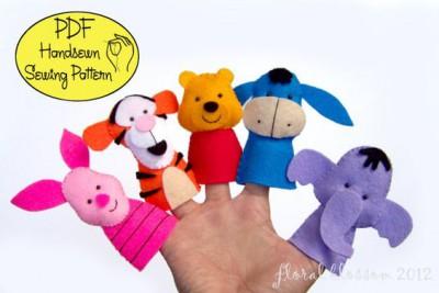 Marionetas de dedos (2)
