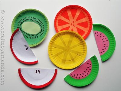 Platos de plástico o de papel (28)