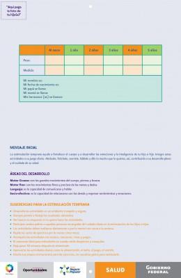 Programa de estimulación temprana en bebés (2)