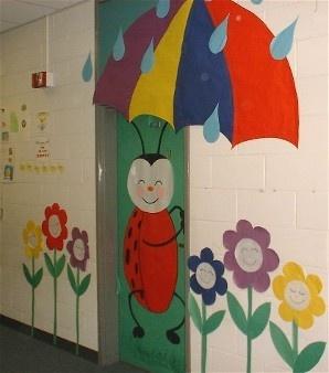 Llega la primavera colecci n de puertas para decorar tu for Jardin infantil verano 2016