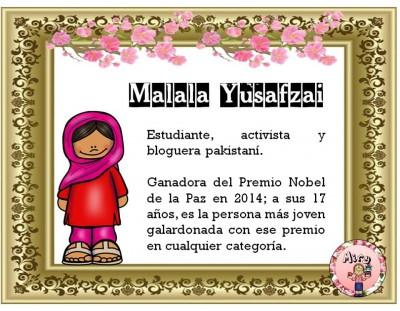 Día Internacional de la Mujer. Mujeres destacas de la historia (4)