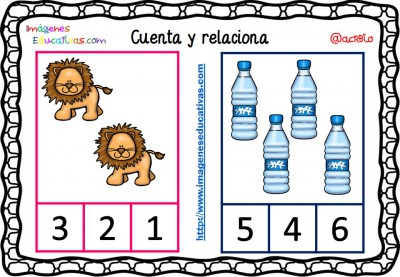 Fichas para aprender a contar (8)
