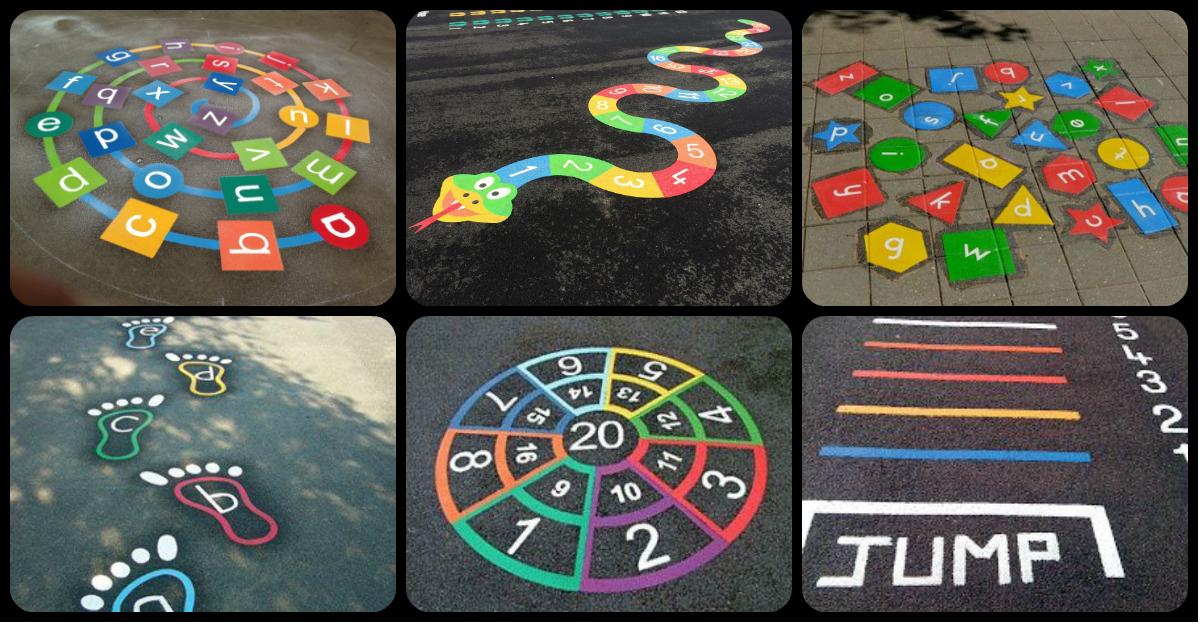 40 Nuevos y divertidos Juegos tradicionales para el patio del cole ...