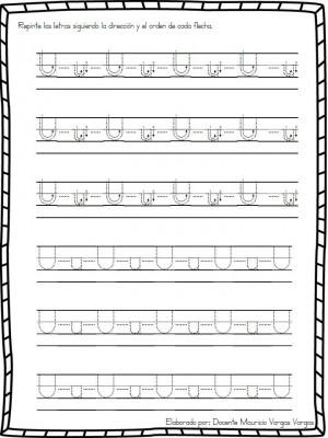 Librito para practicar y repasar las vocales (11)
