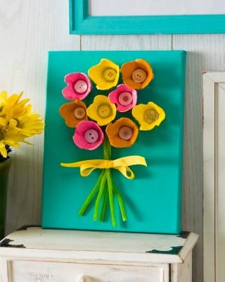 Regalos y manualidades dia de la madre flores (30)