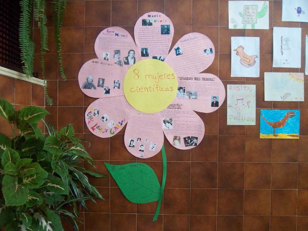 Ideas Para El Mural Del Dia 8 De Marzo Dia Internacional De La Mujer