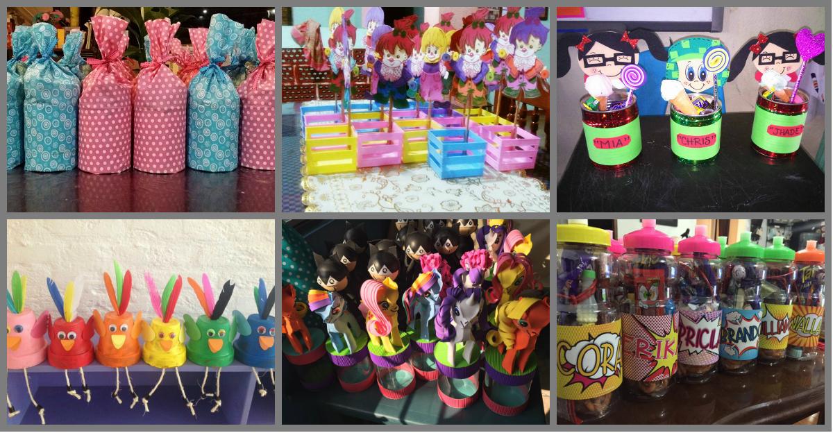 Ideas de dulceros y regalos para el d a del ni o for Adornos navidenos que pueden hacer los ninos