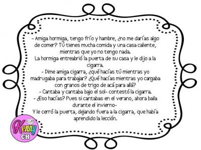 Las Fábulas (7)