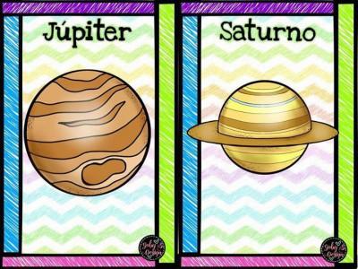 Nuestro Sistema Solar (4)