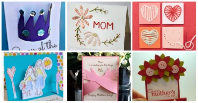 Tarjetas de felicitación para el Día de la Madre PORTADA2