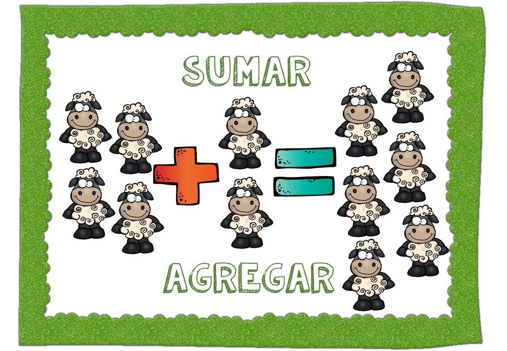 operaciones matemticas sencillas