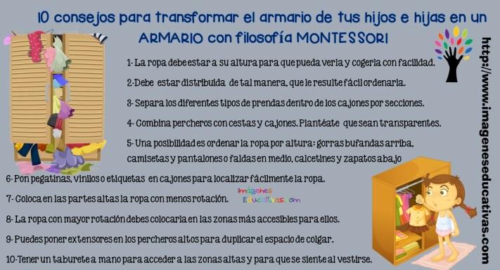 10 consejos ARMARIO MONTESSORI (1)