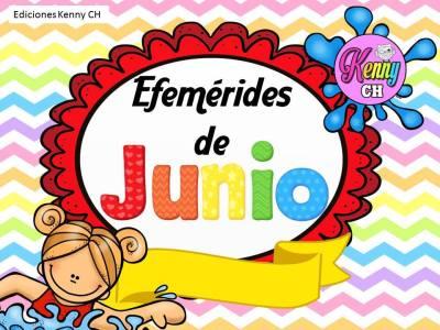 Efemérides del mes de Junio (1)