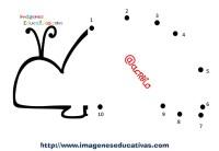 Pintar por puntos (5) - Imagenes Educativas