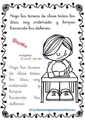 Rutinas libro para colorear y aprender (11)