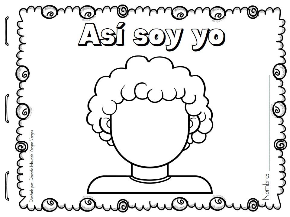 ASÍ SOY YO Identidad Personal (6)