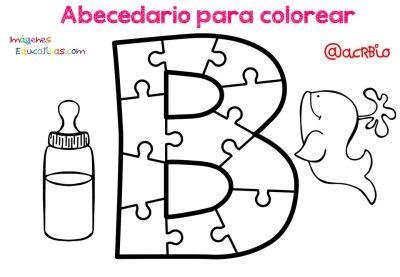 Abecedario para colorear (2)