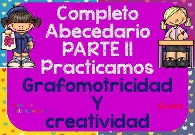 Cuadernillo de Grafomotricidad y creatividad II (1)