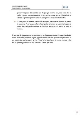 Dinámicas de grupo (20)