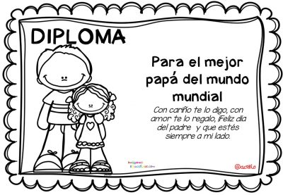 Diplomas día del Padre (1)