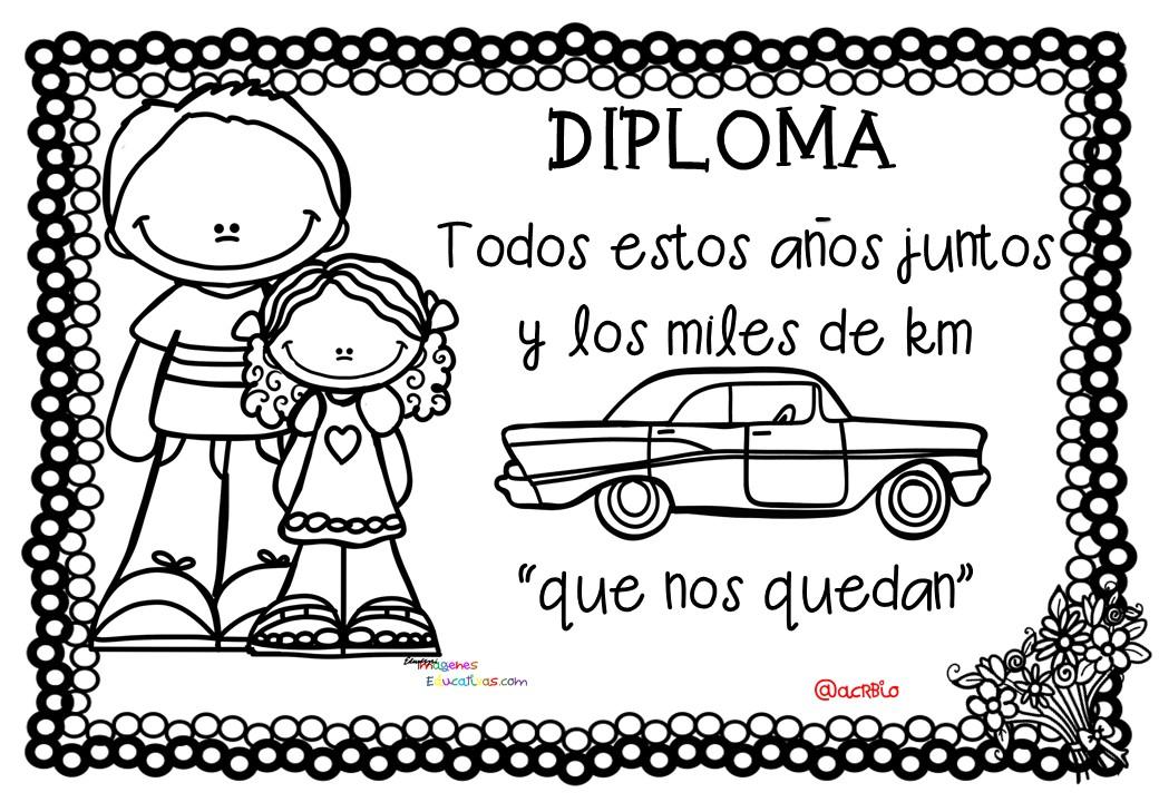 Diplomas día del Padre (7) - Imagenes Educativas