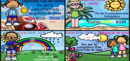 Diplomas fin de curso 2016 PORTADA