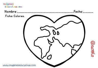 Celebramos El 5 De Junio Día Mundial Del Medio Ambiente Cuaderno