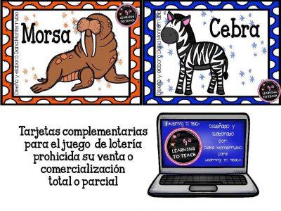 LOTERÍA DE ANIMALES  (2)