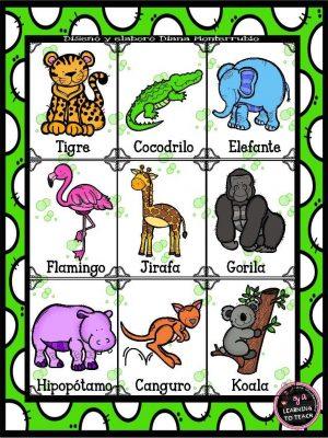 LOTERÍA DE ANIMALES  (8)