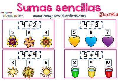 sumas sencillas sin llevada (5)
