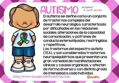trastornos y síndromes que podemos encontrar en NUESTRAS CLASES (4)