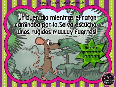 EL LEON Y EL RATON FABULA (8)