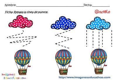 Fichas grafomotricidad (7)