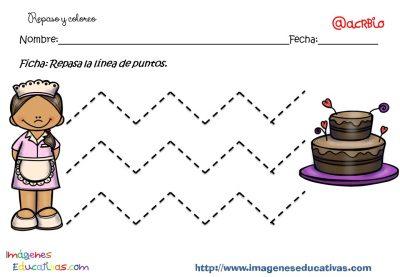 Grafomotricidad ficha inicial (10)