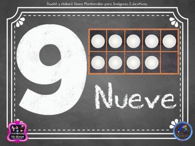 Carteles para trabajar los Números (10)