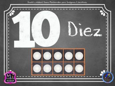 Carteles para trabajar los Números (11)
