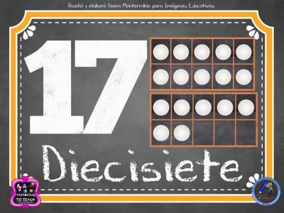 Carteles para trabajar los Números (18)