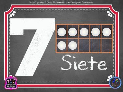 Carteles para trabajar los Números (8)