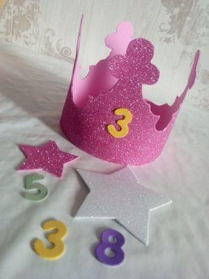 Coronas para cumpleaños (5)