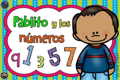 Cuento Pablito y los números (1)
