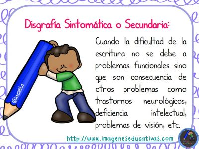 TIPOS DE DISGRAFÍA (3)