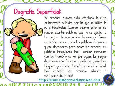 TIPOS DE DISGRAFÍA (5)