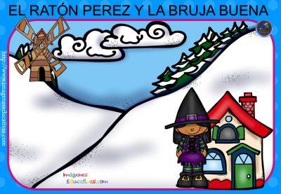 """Cuento pon pictogramas """"El Ratoncito Pérez"""" (1)"""